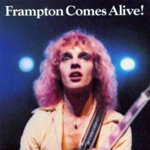 PETER FRAMPTON『FRAMPTON COMES ALIVE』ロック馬鹿さんが初めて買ったアルバム?