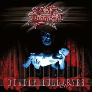 KING DIAMOND『DEADLY LULLBYES LIVE』素晴らしいライブだこと!