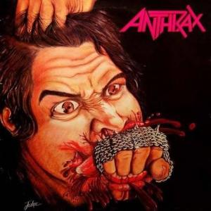 ANTHRAX『FISTFUL OF METAL』これが原点だぜ!