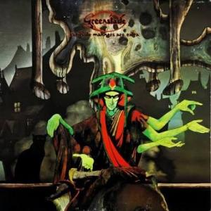 GREENSLADE『BEDSIDE MANNERS EXTRA』腕が増えてます(笑)