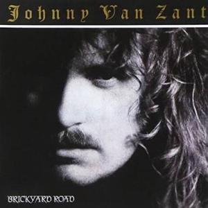 JOHNNY VAN ZANT『BRICKYARD ROAD』これは三男