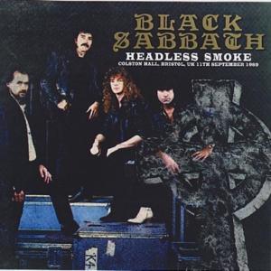BLACK SABBATH『HEADLESS SMOKE』んん? スモーク? なんじゃ?