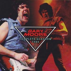 GARY MOORE『COMPLETE GLASGOW 1984』二日連続です