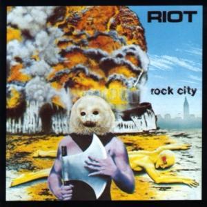 RIOT『ROCK CITY』ウォリアーー!