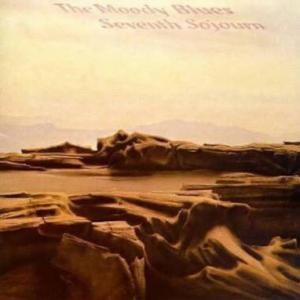 THE MOODY BLUES『SEVENTH SOJOURN』なんだか普通だけど、、