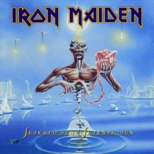 IRON MAIDEN『SEVENTH SON OF A SEVENTH SON』基本的にはこのアルバムまでですね