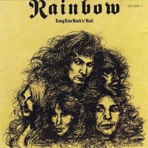 RAINBOW 『LONG LIVE ROCK 'N' ROLL』ロックンロール万歳!