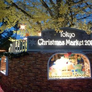 クリスマスマーケット東京とグリューワイン