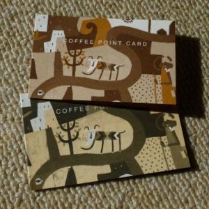 カルディのポイントカードが新しくなってた