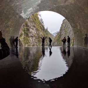 日帰り旅行〜清津峡と苗場ドルゴンドラに行ってきました