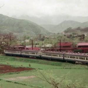 富士急行の旧型電車を追って~7000形