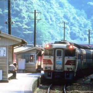 福知山旧線を往くクイーン「まつかぜ」~キハ181系