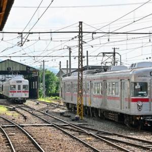 長野にいた我が青春の電車たち~長電3500形
