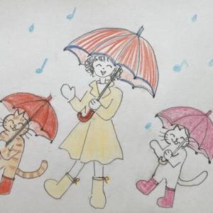6月16日 梅雨入り