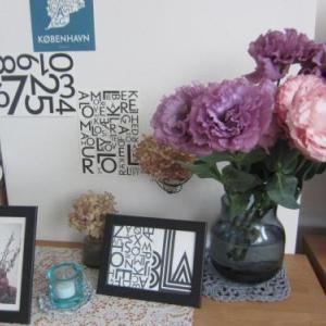 ニトリで買った物&母の日のお花