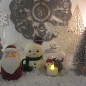 楽天から届いた物&玄関をクリスマスインテリアに