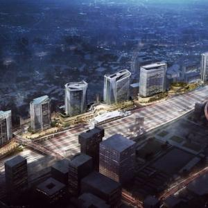 ♯1550 高輪ゲートウェイ駅と品川開発プロジェクト