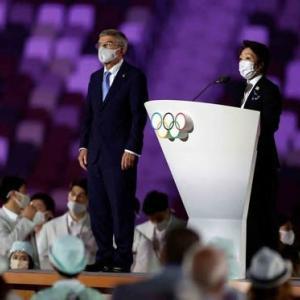 ♯1915 オリンピックが始まった