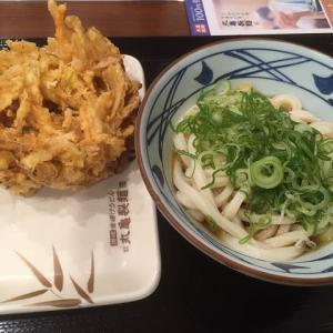 丸亀製麺でぶっかけうどんを食べてきました
