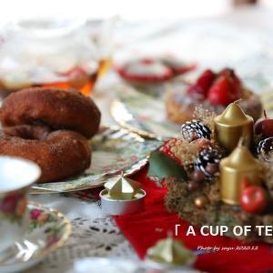 sayuの『#A CUP OF TEA 』~はちみつバード クリスマス特別企画
