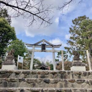 寺社の境目