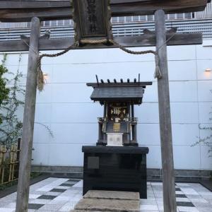 ラゾーナ川崎の出雲神社