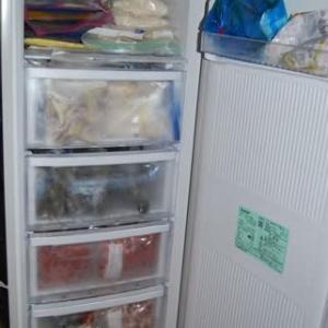 冷凍庫1周年 買ってよかった 便利です