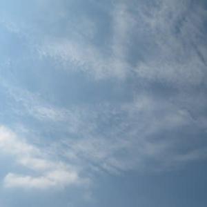 9月30日の空