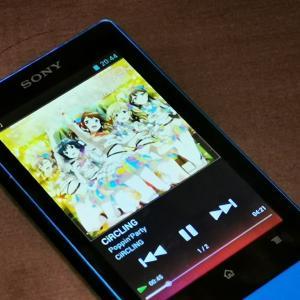 【音楽プレイヤーレビュー】SONY NW-F800 レビュー 第2世代Android搭載ウォークマンはコンパクトで音の良い1台