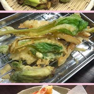 大好きな「天ぷら」についてのお話です。