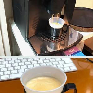 残念ですがコーヒーサービスも中止させて頂きます。