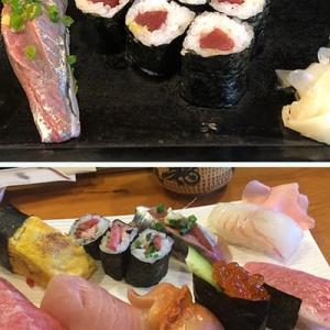熱海〜湯河原の個人寿司店の寿しについて。