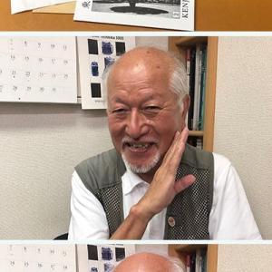 石田研二さんの二つの写真展。