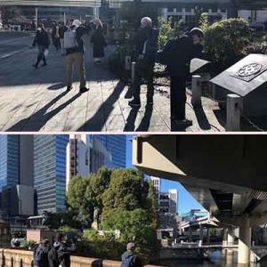 歌川広重・江戸百景カメラ散歩【日本橋・京橋編】が無事終了しました。