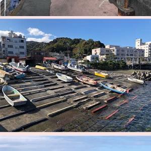 「秋の我慢の3連休」は熱海で初めての10000歩の散歩でした。