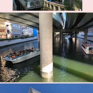 大きく変貌している日本橋、京橋界隈でした。
