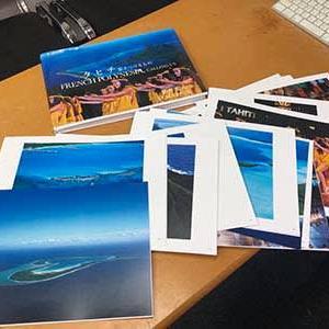 松井光夫さんの写真集の再校業務が完了し、後は完成を待つだけに。
