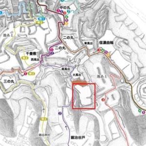 滝山城跡景観維持回復作業 ボランティア参加者募集! 7月21日(日曜日)は 「お・や・し・き・あ・と」「お屋敷跡」東京都八王子市