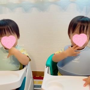 【双子】初の美容室!