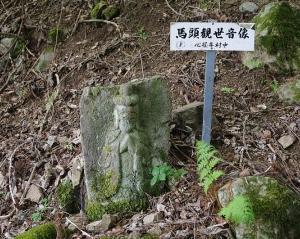 徳川家康も越えた「迦葉坂」