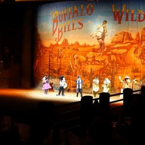 Buffalo Bill's Wild West Show @ ディズニーランドパリ ①