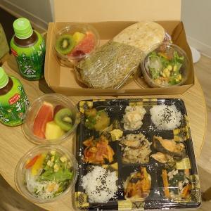 朝食をお弁当スタイルに変更 ホットクロスポイントサンタモニカ