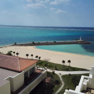 SPGアメックスの特典で無料宿泊☆シェラトン沖縄サンマリーナ