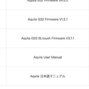 Aquilaの日本語マニュアル