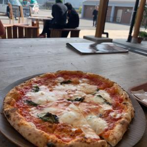 今日はピザの日&ちょっぴりフライングお知らせ