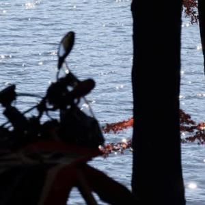 紅葉真っ盛りの榛名山ツーリング