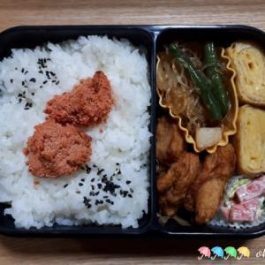 弁当とリピ晩御飯