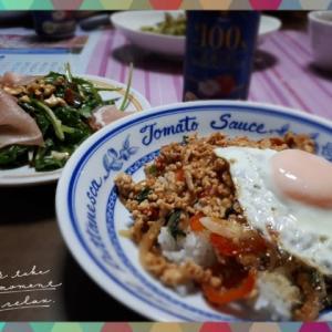 晩御飯と弁当