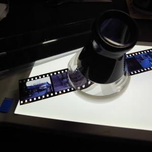 リバーサルフィルムの現像、デジタル化