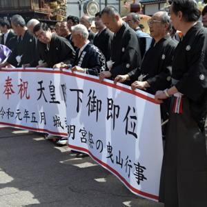 【越中・城端の曳山祭】本祭り